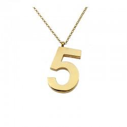 Colgante Número 5
