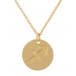 Sagittarius zodiac pendant